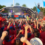 15.000 scouts européens rassemblés à Strasbourg