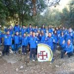Au cœur de la Bergerie avec les scouts de Bagnols