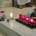 Diffusion de la Lumière de Bethléem aux Paroisses de la Gardonnenque
