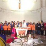 Une journée autour de la lumière de Bethléem avec le groupe d'Alès